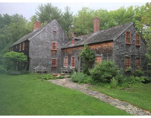 Maison unifamiliale pour l Vente à 170 Jewett Street Georgetown, Massachusetts 01833 États-Unis