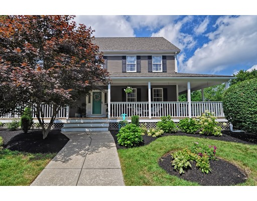 Single Family Home for Sale at 36 EMERSON ROAD Walpole, Massachusetts 02032 United States