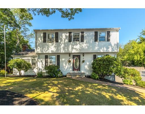 واحد منزل الأسرة للـ Sale في 41 Barstow Drive Braintree, Massachusetts 02184 United States
