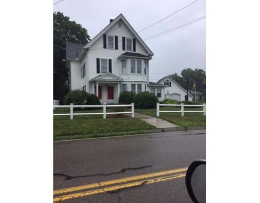 Casa Unifamiliar por un Alquiler en 269 Mendon Street Uxbridge, Massachusetts 01569 Estados Unidos