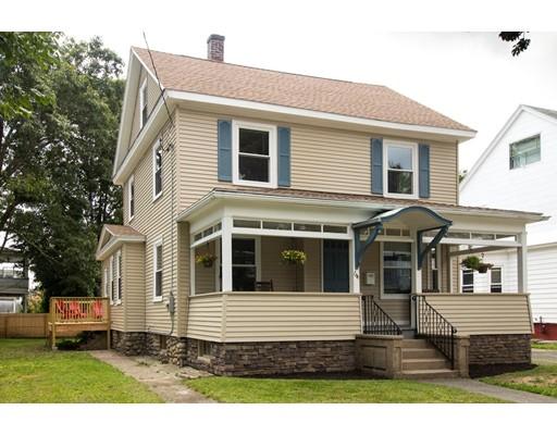 Single Family Home for Sale at 64 Lawler Street Holyoke, Massachusetts 01040 United States