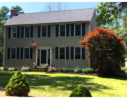 Casa Unifamiliar por un Venta en 2 Harvest View Way Carver, Massachusetts 02330 Estados Unidos