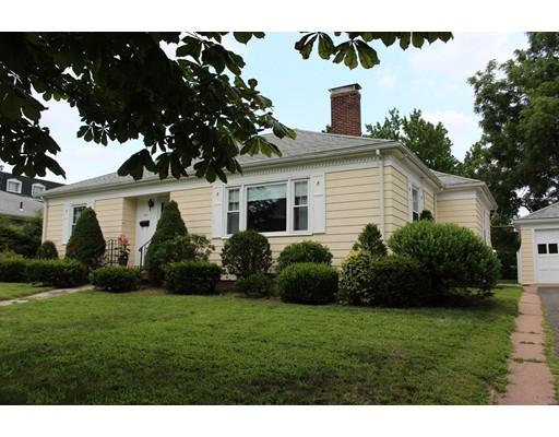 Single Family Home for Sale at 130 Locust Street Holyoke, Massachusetts 01040 United States