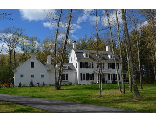 Single Family Home for Sale at 29 Mill Pond Road 29 Mill Pond Road Bolton, Massachusetts 01740 United States
