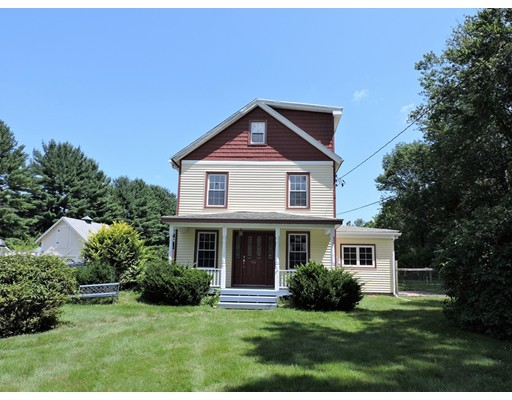 Single Family Home for Sale at 44 North Road Granby, Connecticut 06026 United States