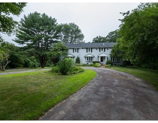 واحد منزل الأسرة للـ Sale في 48 Kelsey Road Boxford, Massachusetts 01921 United States
