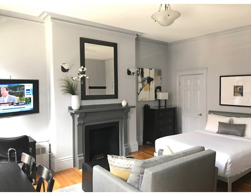 387 Marlborough St 6, Boston, MA 02115