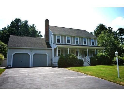 Частный односемейный дом для того Аренда на 28 Josiah Drive 28 Josiah Drive Upton, Массачусетс 01568 Соединенные Штаты