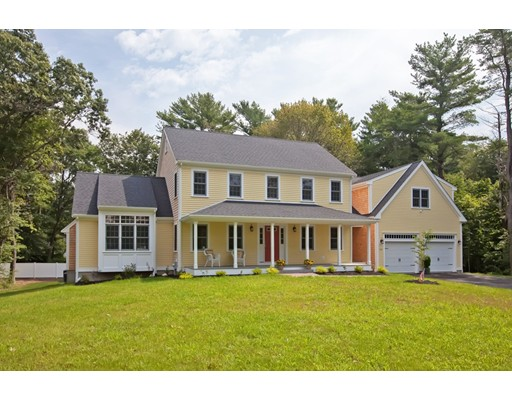 Single Family Home for Sale at 260 First Parish Road Scituate, 02066 United States