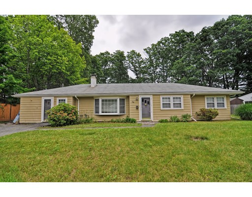 Single Family Home for Sale at 39 WETHERSFIELD ROAD Natick, Massachusetts 01760 United States