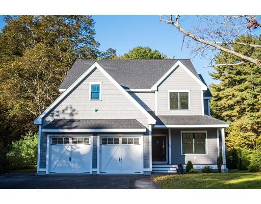 独户住宅 为 销售 在 73 Woburn Street 安德沃, 01810 美国