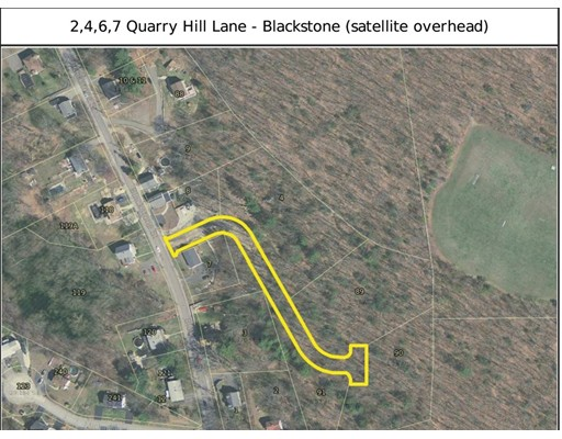 Land for Sale at 2 Quarry Hill Lane Blackstone, Massachusetts 01504 United States