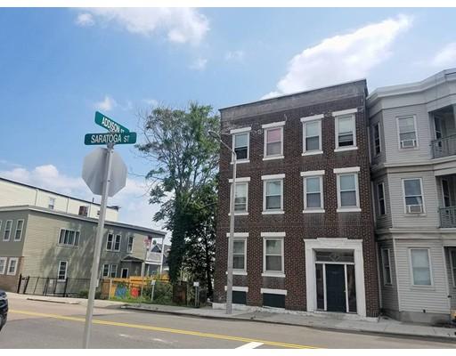 Multi-Family Home for Sale at 837 Saratoga Street Boston, Massachusetts 02128 United States