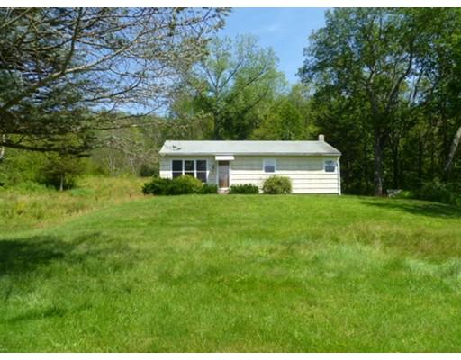 独户住宅 为 销售 在 58 Washington Road Brimfield, 马萨诸塞州 01010 美国