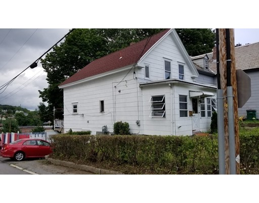 Single Family Home for Sale at 20 Winthrop Street Fitchburg, Massachusetts 01420 United States