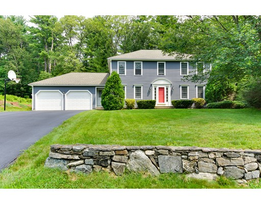 Single Family Home for Sale at 18 Thaddeus Mason Road Northborough, 01532 United States