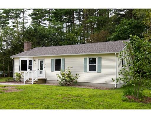 Частный односемейный дом для того Продажа на 50 Indian Inn Lane Thompson, Коннектикут 06277 Соединенные Штаты