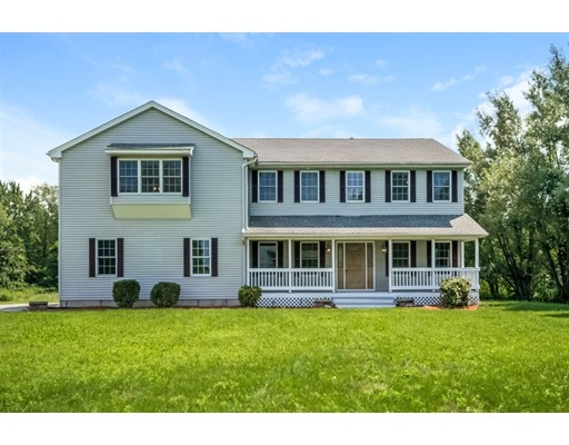 Maison unifamiliale pour l Vente à 1062 Glendale Road 1062 Glendale Road Wilbraham, Massachusetts 01095 États-Unis