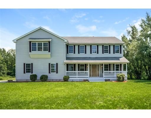 Single Family Home for Sale at 1062 Glendale Road 1062 Glendale Road Wilbraham, Massachusetts 01095 United States
