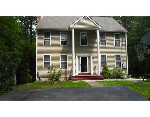 Casa Unifamiliar por un Venta en 118 Dunn Road 118 Dunn Road Ashburnham, Massachusetts 01430 Estados Unidos
