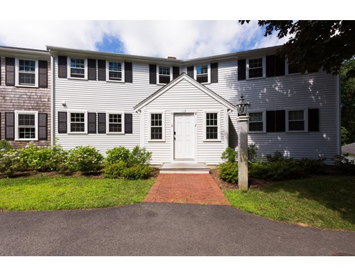 Appartement en copropriété pour l Vente à 119 Misty Meadow Chatham, Massachusetts 02633 États-Unis