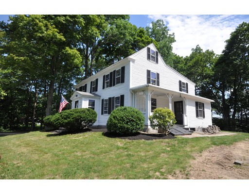 Single Family Home for Rent at 387 Sudbury Road Concord, Massachusetts 01742 United States