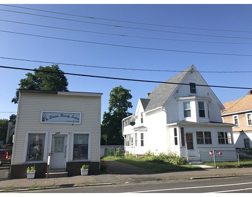 Multi-Family Home for Sale at 1312 Dwight Street Holyoke, Massachusetts 01040 United States