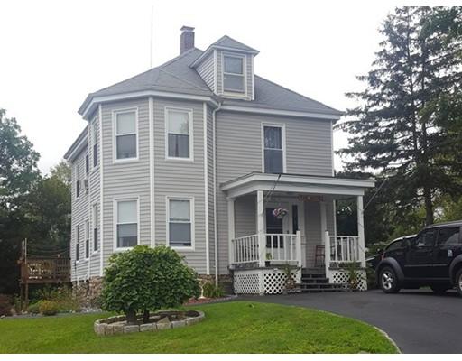 独户住宅 为 出租 在 86 High Street Milford, 01757 美国