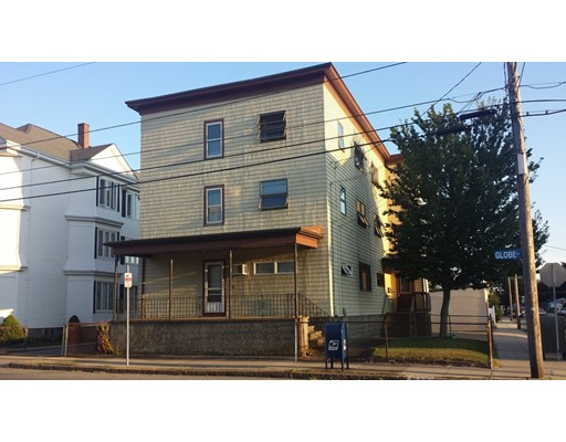 Multi-Family Home for Sale at 937 Globe Street Fall River, Massachusetts 02724 United States