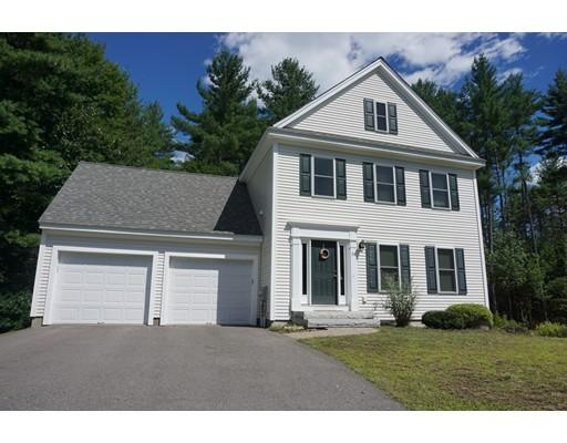 Частный односемейный дом для того Продажа на 24 Coppersmith Way Townsend, Массачусетс 01469 Соединенные Штаты