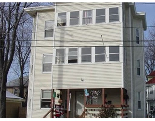 Single Family Home for Rent at 8 Elm Street Haverhill, 01830 United States