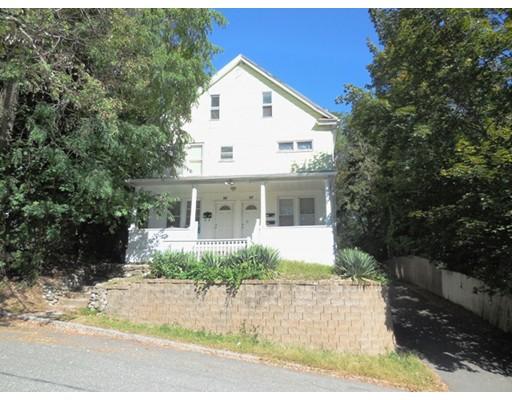 Single Family Home for Rent at 97 Brookline Avenue Holyoke, Massachusetts 01040 United States