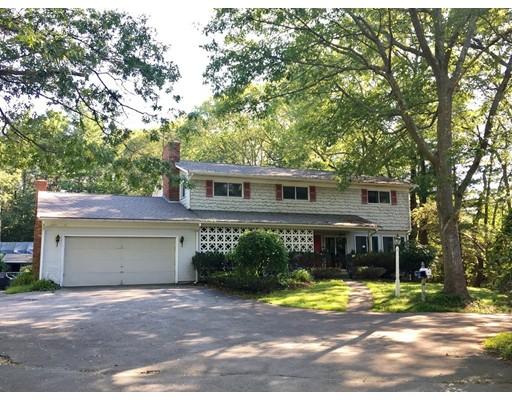Частный односемейный дом для того Продажа на 40 Linwood Ter 40 Linwood Ter Hanover, Массачусетс 02339 Соединенные Штаты