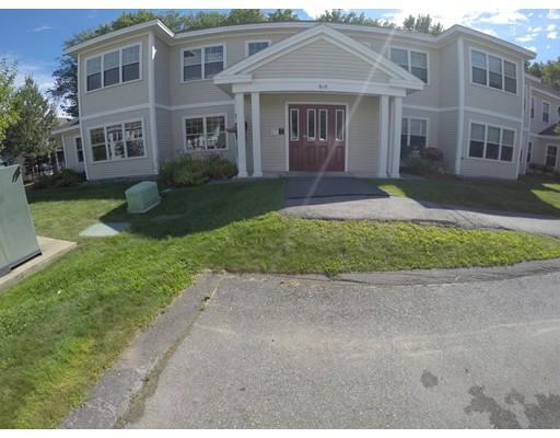 Condominium for Sale at 515 Main Street Groton, Massachusetts 01450 United States