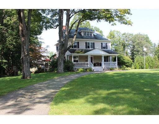 Single Family Home for Sale at 80 Highland Avenue 80 Highland Avenue Northfield, Massachusetts 01360 United States