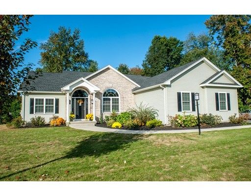 Single Family Home for Sale at 45 Zacks Way Agawam, Massachusetts 01001 United States