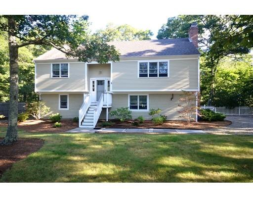 Частный односемейный дом для того Продажа на 5 Cliff Pond Road Brewster, Массачусетс 02631 Соединенные Штаты