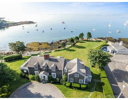 Single Family Home for Sale at 1 Wharf Street Nahant, Massachusetts 01908 United States