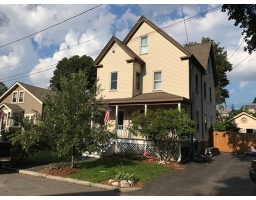Single Family Home for Rent at 13 Radcliffe Road Melrose, Massachusetts 02176 United States