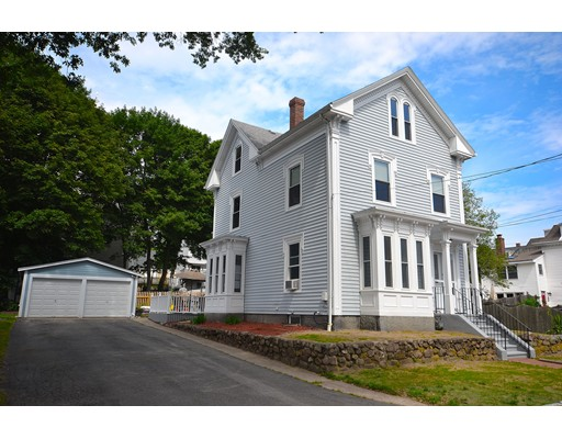 Condominium for Sale at 27 County Street Ipswich, Massachusetts 01938 United States