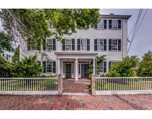 Casa Unifamiliar por un Venta en 186 High Street 186 High Street Newburyport, Massachusetts 01950 Estados Unidos