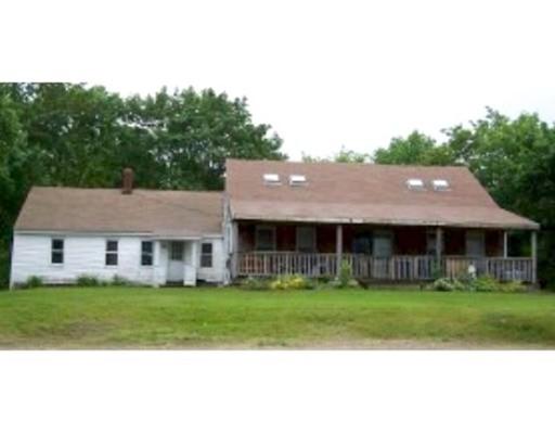 多户住宅 为 销售 在 1271 Main Street 1271 Main Street Leicester, 马萨诸塞州 01524 美国