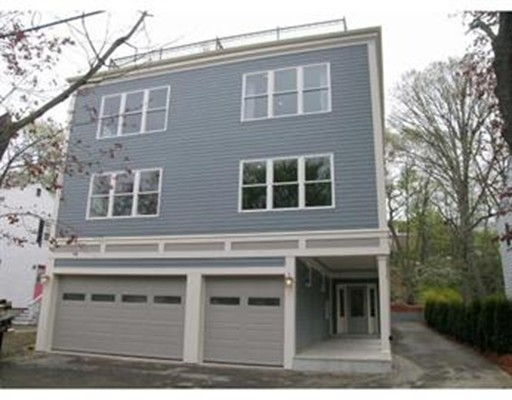 Condominium for Sale at 845 Lagrange Street Boston, Massachusetts 02132 United States