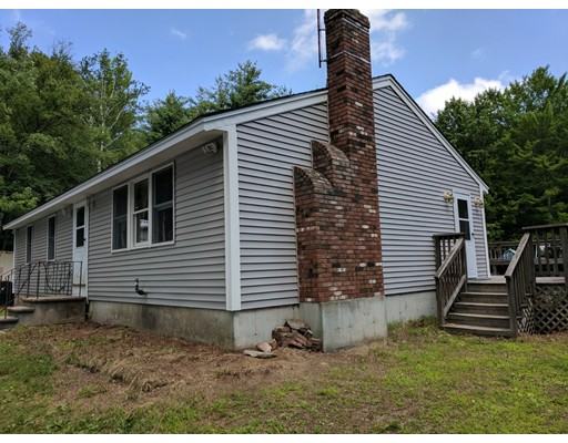 Single Family Home for Sale at 241 Brookline Mason, New Hampshire 03048 United States