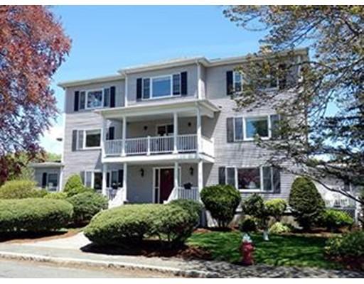 共管式独立产权公寓 为 销售 在 162 Willow Road Nahant, 01908 美国
