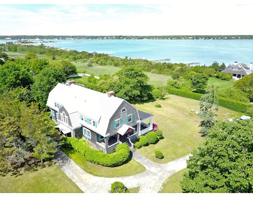 Single Family Home for Sale at 14 Temahigan Avenue 14 Temahigan Avenue Oak Bluffs, Massachusetts 02557 United States