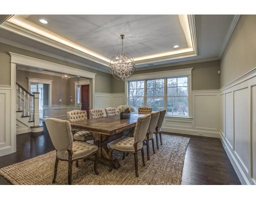 Частный односемейный дом для того Продажа на 48 Grant Street Lexington, Массачусетс 02420 Соединенные Штаты