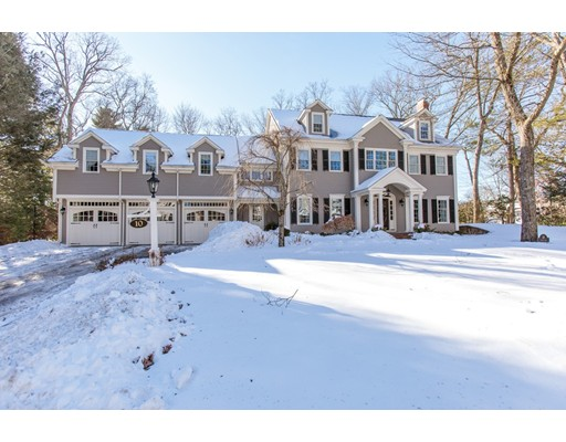 Casa Unifamiliar por un Venta en 10 Taylor Road 10 Taylor Road Wellesley, Massachusetts 02481 Estados Unidos