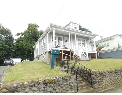 Single Family Home for Sale at 171 Chicago Street 171 Chicago Street Fall River, Massachusetts 02721 United States