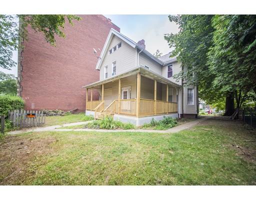 Multi-Family Home for Sale at 186 Walnut Street Holyoke, Massachusetts 01040 United States
